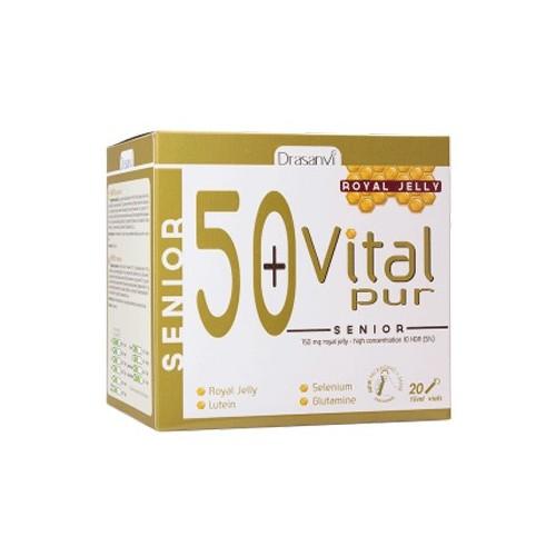 Vitalpur senior de Drasanvi, 20 viales