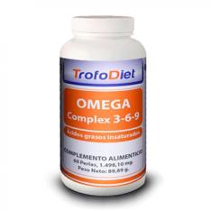 Omega Complex 3-6-9 60 perlas