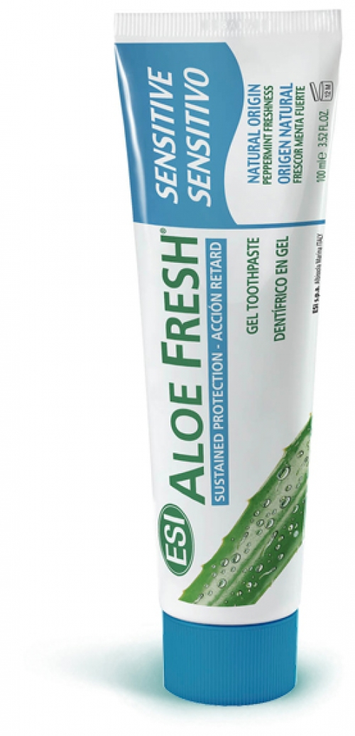 Pasta Dental Sensitivo Retard Aloe Fresh 100 ml
