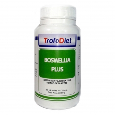 Boswellia Plus 60 caps.