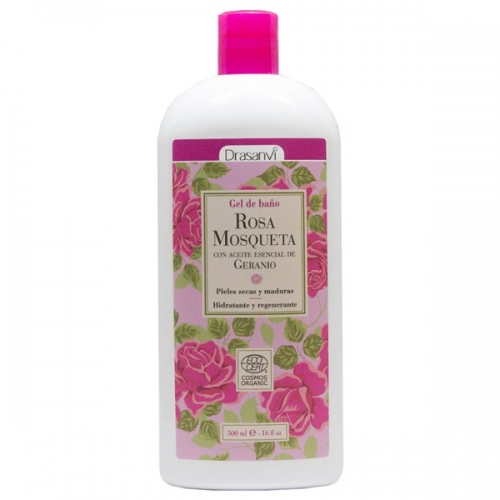 Gel de baño Rosa Mosqueta BIO 500ml