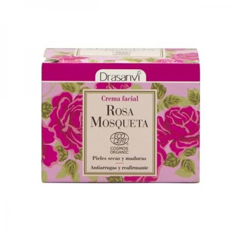 Crema Facial Rosa Mosqueta BIO 50ml
