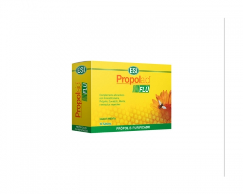 PROPOLAID FLU 295 MG (10 SOBRES)