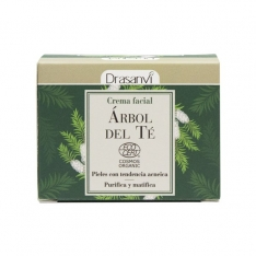 Crema facial árbol del té BIO 50 ml