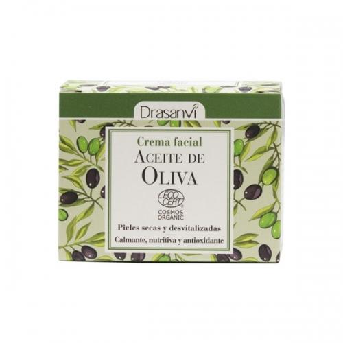 Crema facial de Aceite de Oliva BIO 50ml