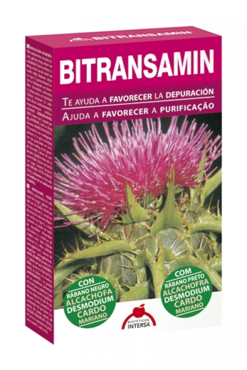 Bitransamin 60 capsulas INTERSA