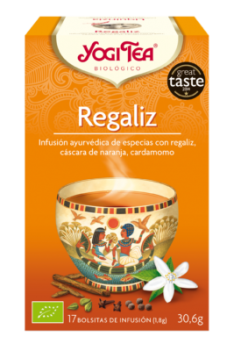 Yogi Tea Regaliz