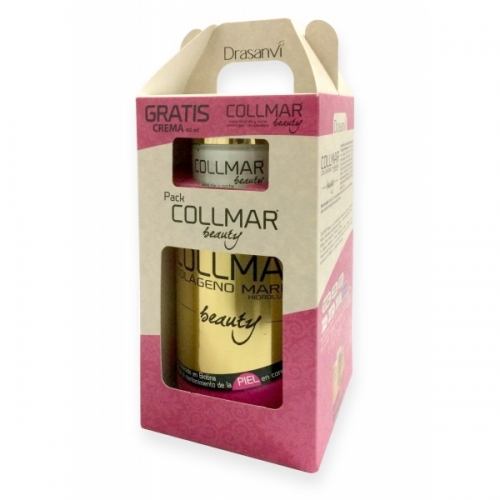 PACK COLLMAR BEAUTY 275G + CREMA FACIAL COLLMAR BEAUTY 60ML DE REGALO!!