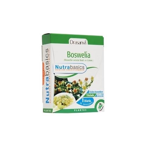 BOSWELIA - NUTRABASIC DE DRASANVI 30 CAPSULAS