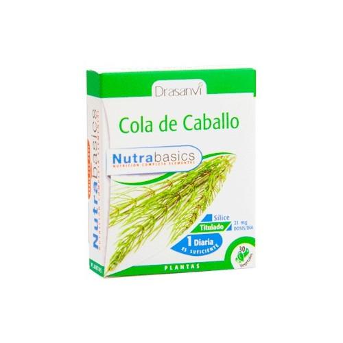 Cola de Caballo - Nutrabasics de Drasanvi, 30 caps