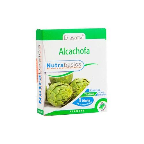 Alcachofa - Nutrabasics de Drasanvi, 30 caps