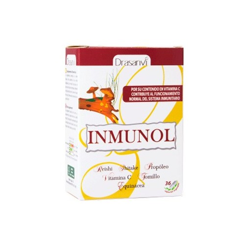 Inmunol Cápsulas de Drasanvi, 36 caps