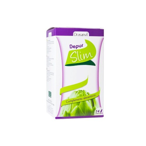 Depur Slim de Drasanvi, 14 viales