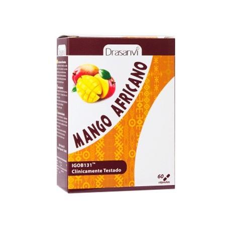 Mango africano de Drasanvi, 60 caps