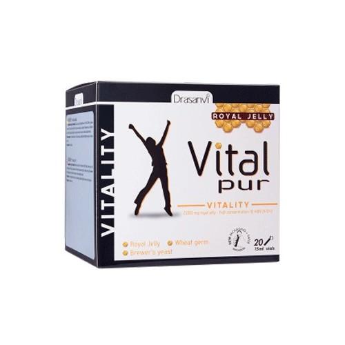 Vitalpur vitalidad de Drasanvi, 20 viales