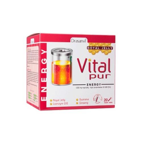 Vitalpur energy de Drasanvi, 20 viales