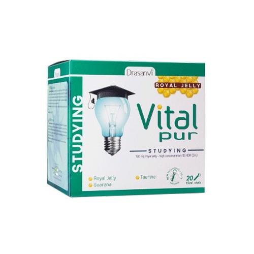 Vitalpur estudio de Drasanvi, 20 viales