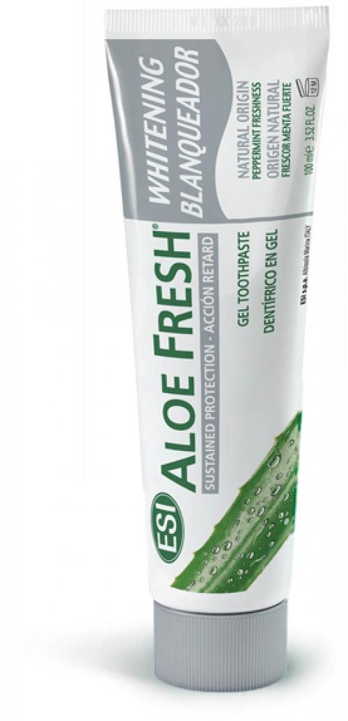 Pasta Dental Blanqueador Ación Retard Aloe Fresh 100 ml