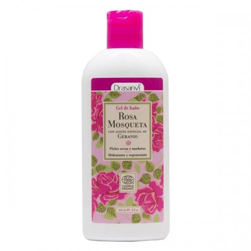 Gel de baño Rosa Mosqueta BIO 250ml