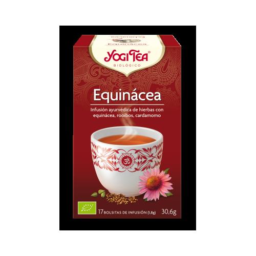 Yogitea Equinácea