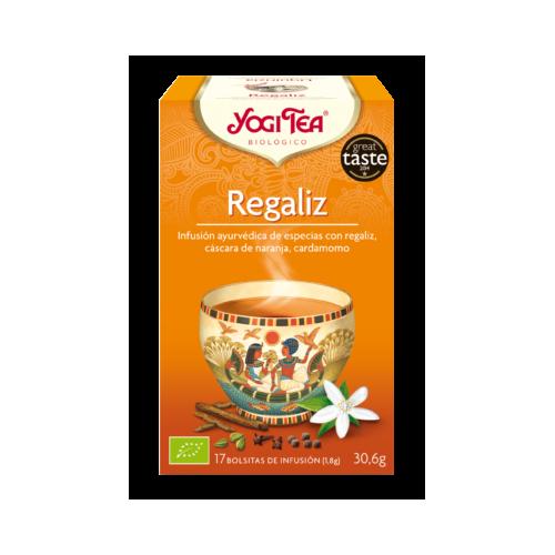 Yogi Tea Regaliz