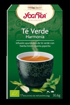 Yogi Tea Verde Harmonia