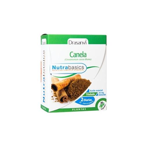 CANELA - NUTRABASIC DE DRASANVI 60 CAPSULAS