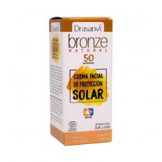 CREMA PROTECCION SOLAR FACIAL SPF 50 BIO 50 ML DRASANVI