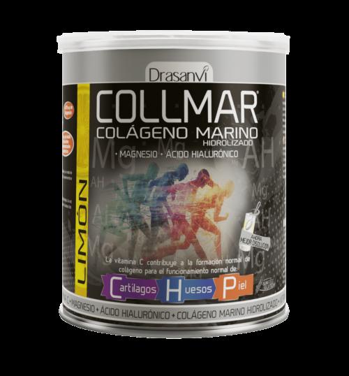 COLLMAR Colágeno Marino + Magnesio Sabor Limón 300 gr