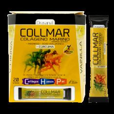 COLLMAR 20 STICKS Magnesio + Cúrcuma Sabor Vainilla