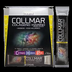 COLLMAR 20 STICKS Colágeno Marino + Magnesio Sabor Limón