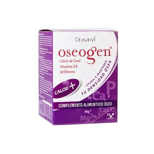 Oseogen Óseo y Calcio de Drasanvi, 72 caps