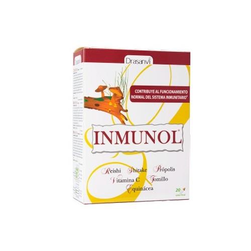 Inmunol viales de Drasanvi, 20 viales